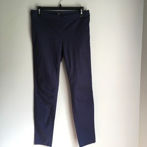 NWOT NAVY PANTS BY H&M